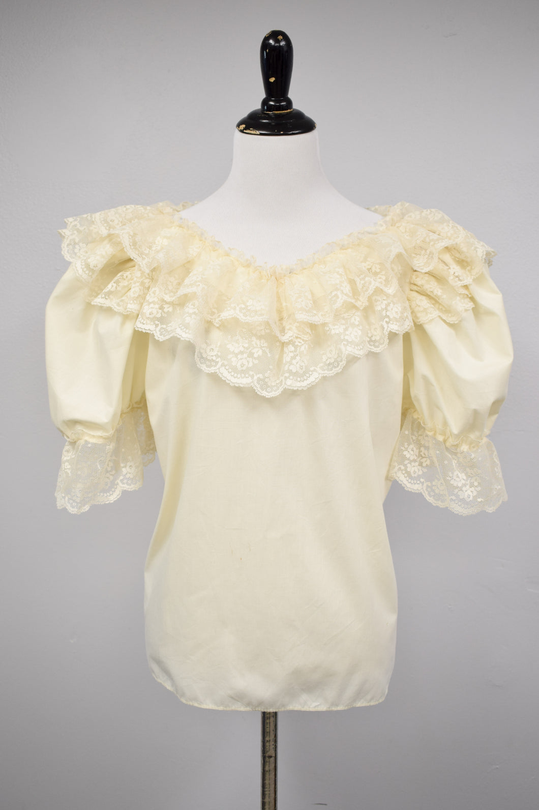 1920s Silk Flapper Dress