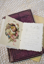 1900s Edwardian Inspirational Booklet
