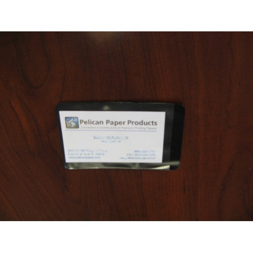 One Pocket Business Card Holder Item #BCH300