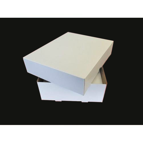 Letterhead Box Set - White - Deep - 3.5