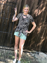 Leopard Love Top
