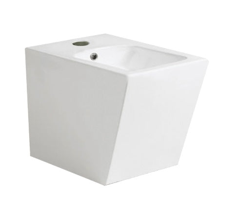 Compact Bidet with Soft Close Seat