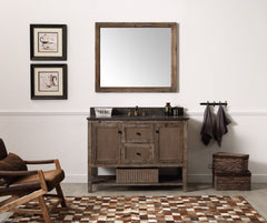 "42"" MIRROR FOR 48"" OF VANITIES"