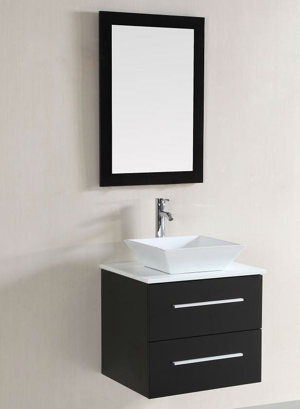 SINK VANITY  WITH MIRROR
