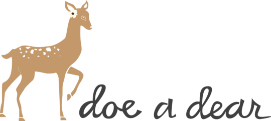 Doe a Dear logo
