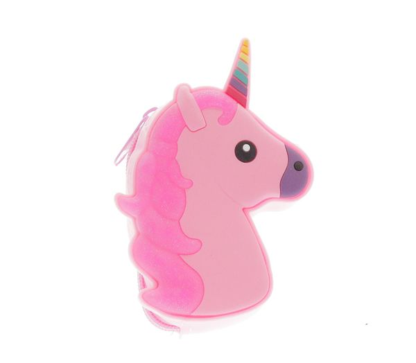 Unicorn Coin Bag - Pink