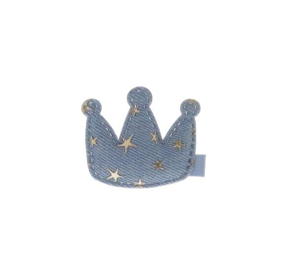 Star Applique Clips in Crown , Heart , and Stars - Doe a Dear