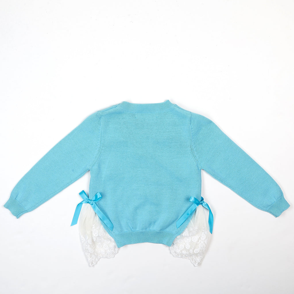 Pearl&Lace Sweater - Doe a Dear