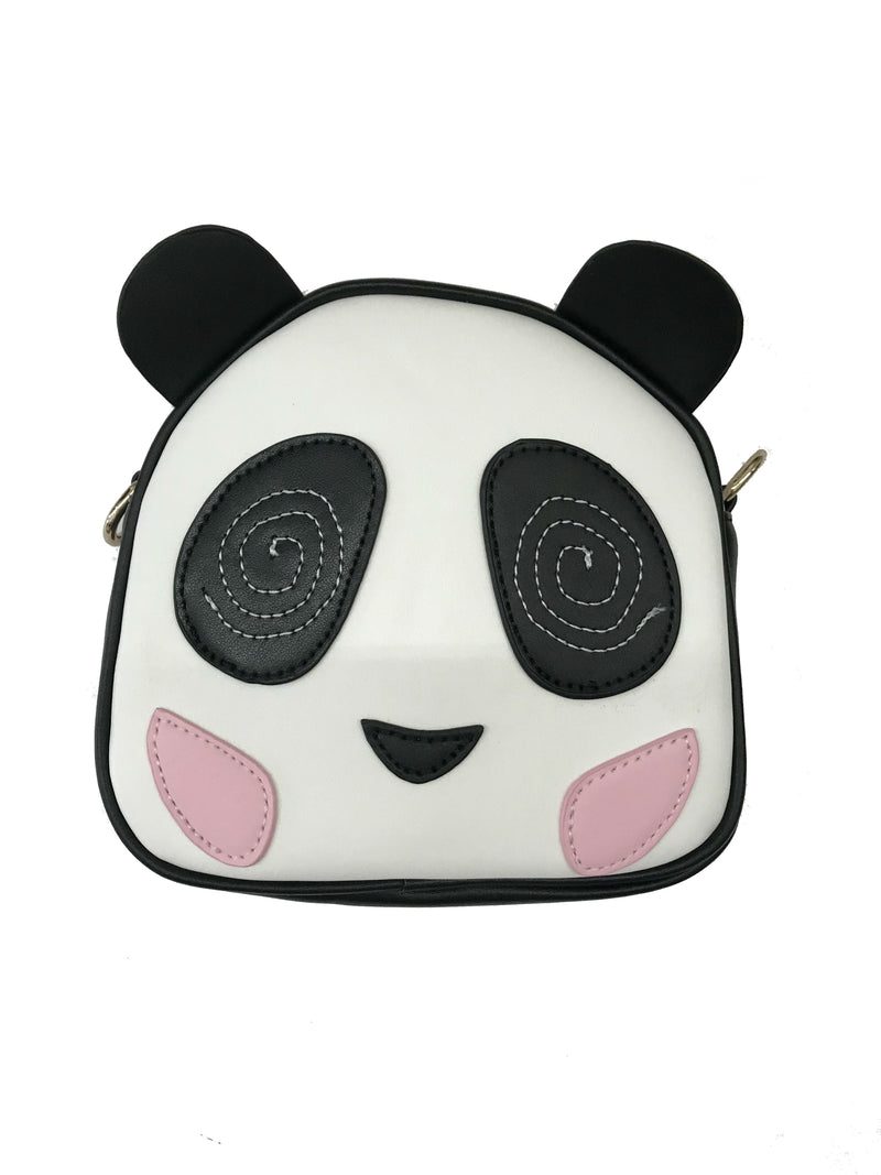 Crossbody Squoval Dizzy Panda Purse