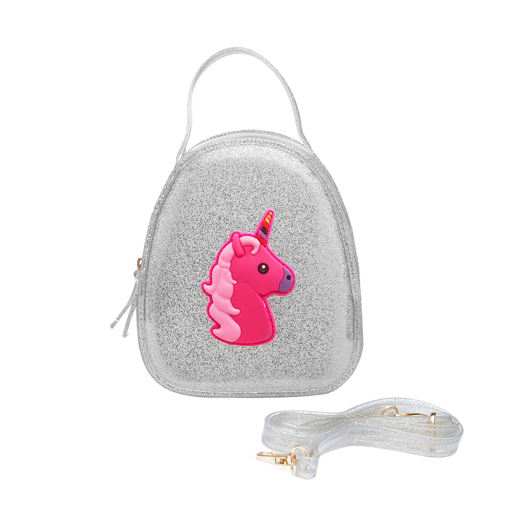 Unicorn Jelly Bag - Silver