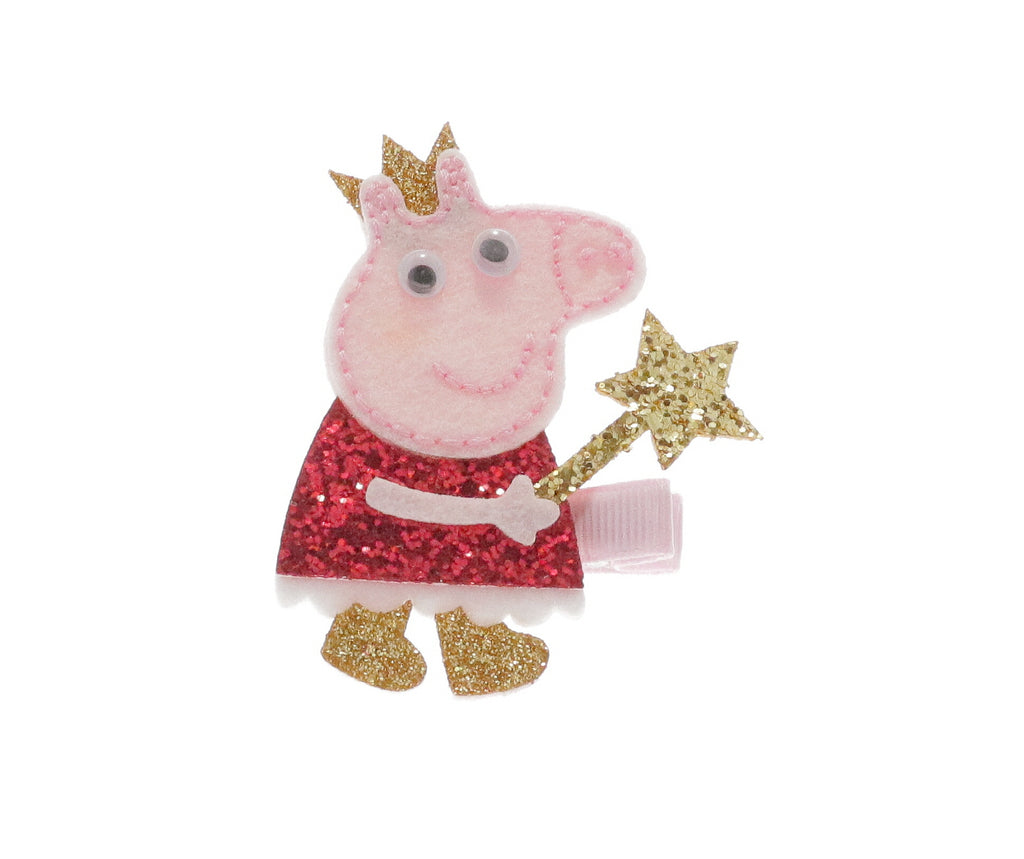Peppa Pig w/ Star Wand - Doe a Dear