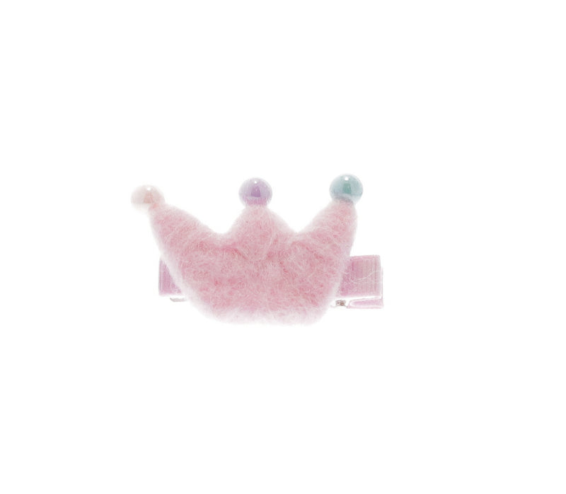 Little Crown Hair Clip