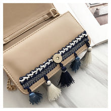 Arya Summer Tassel Bag