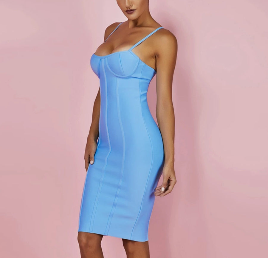My Lady Sexy Bandage Dress