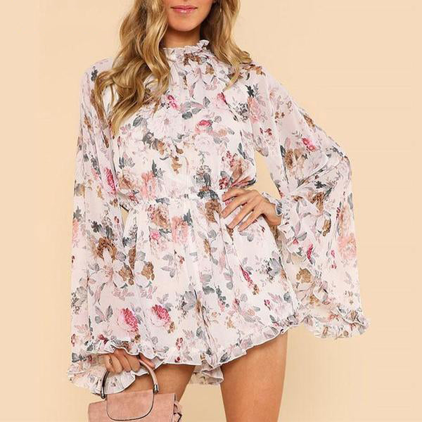 In Full Bloom Romper