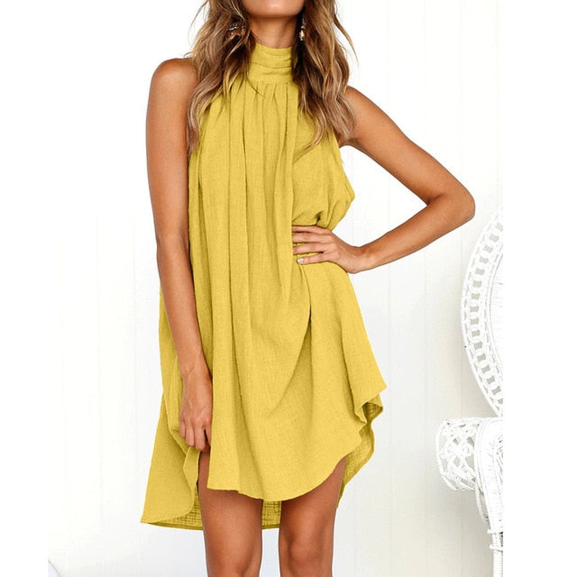 Down For Fun Summer Dress