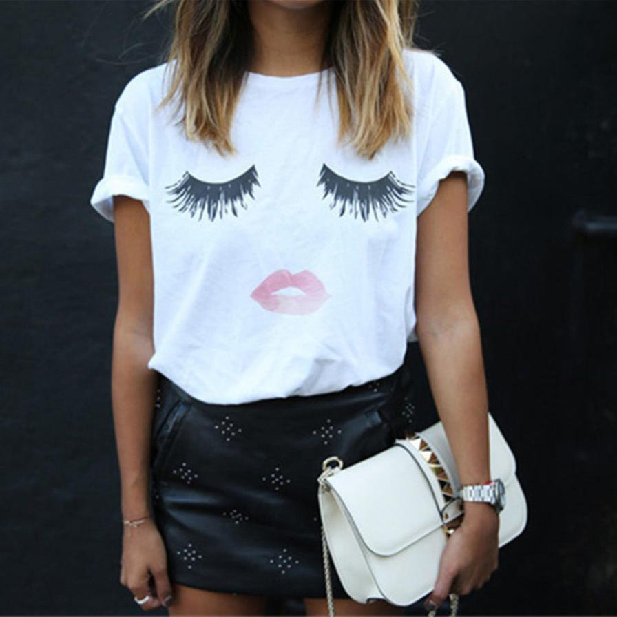 Those Lashes Tee