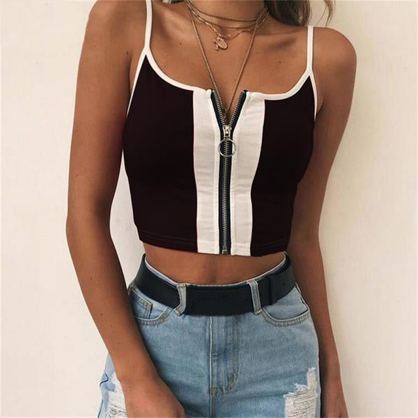 Casual Chic Crop Top