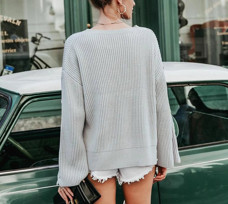 Kimmy Gray Pullover
