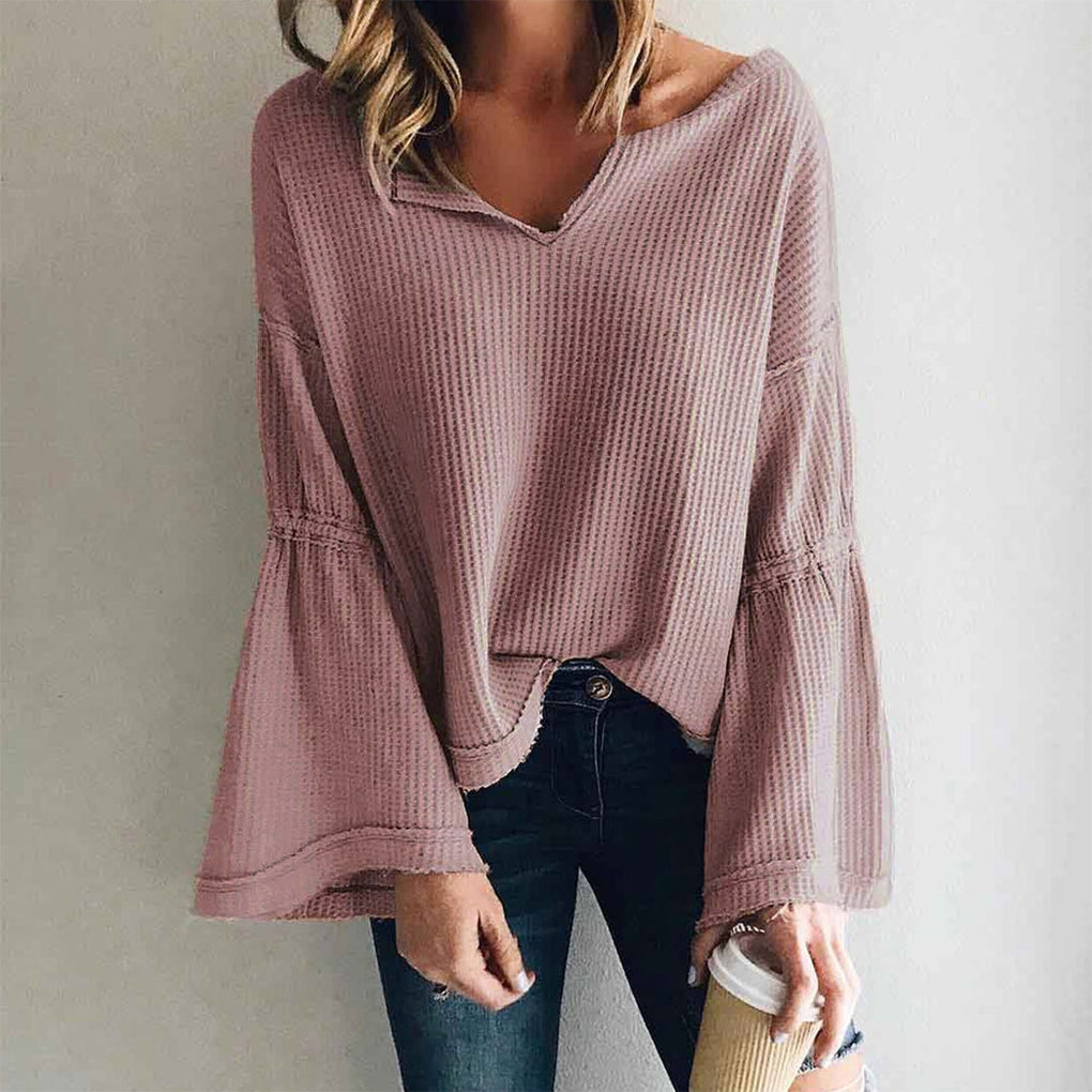 Annalise Pink Top