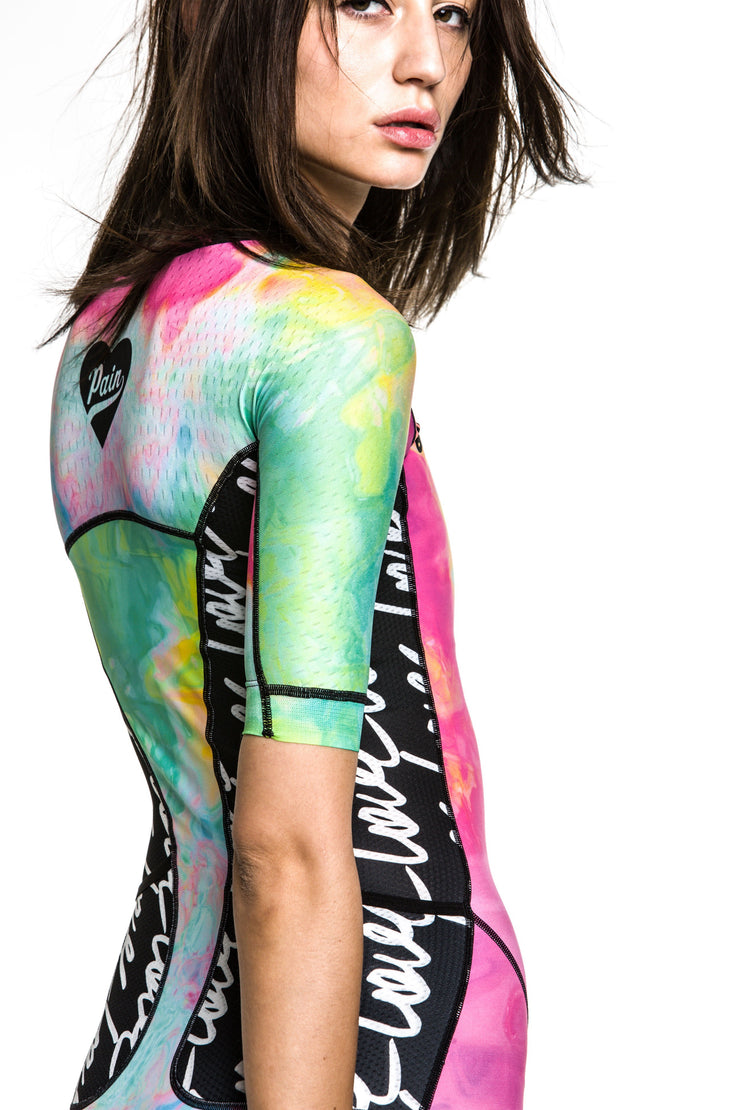 """Swirl"" Speedstream Race Suit (Womens)"