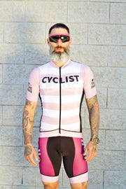 """Hello"" Light Racer Aero Jersey (Men)"