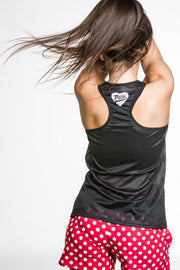 """SpicyRunner"" Run Flow Singlet  (Womens)"