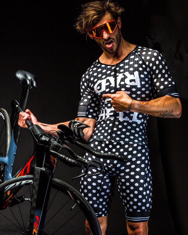 """Dots"" FreeMotion Aero Suit (Men)"