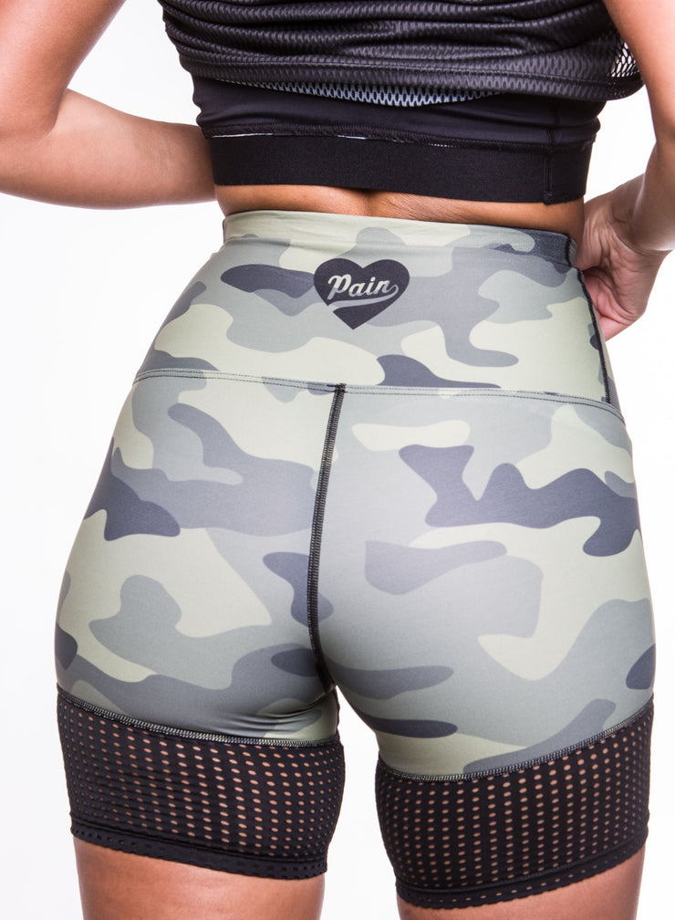 """Battle"" RUN SPEED SHORTS"