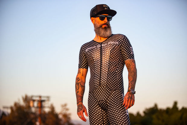 """Dots"" Uno 2.0 Aero Suit (Men's)"