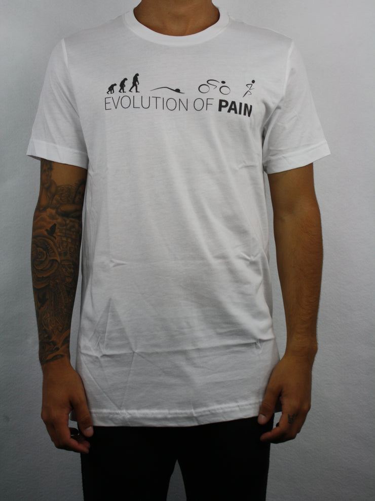 """Evolution of Pain"" Tee"