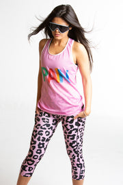 """Pretty"" Run Flow Singlet  (Womens)"