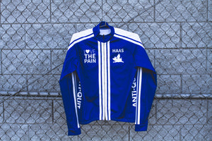 """Blue Racer"" Cycling Thermal Jacket"