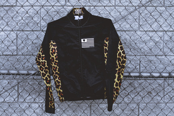 """Leopard"" Cycling Thermal Jacket"