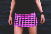 """Pink Jungle"" Run Skirts"