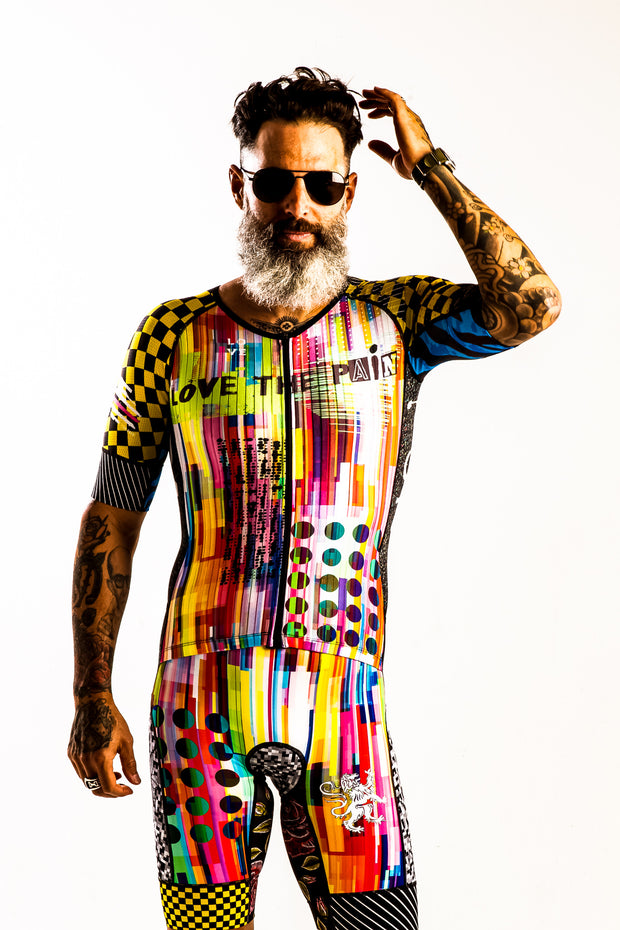 """Insane In The Membrane"" FreeMotion Aero Suit (Men)"