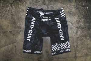 """Anti-Quit"" Tri Shorts (Women)"