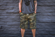 """LTP Camo Short"" Cuttoff"