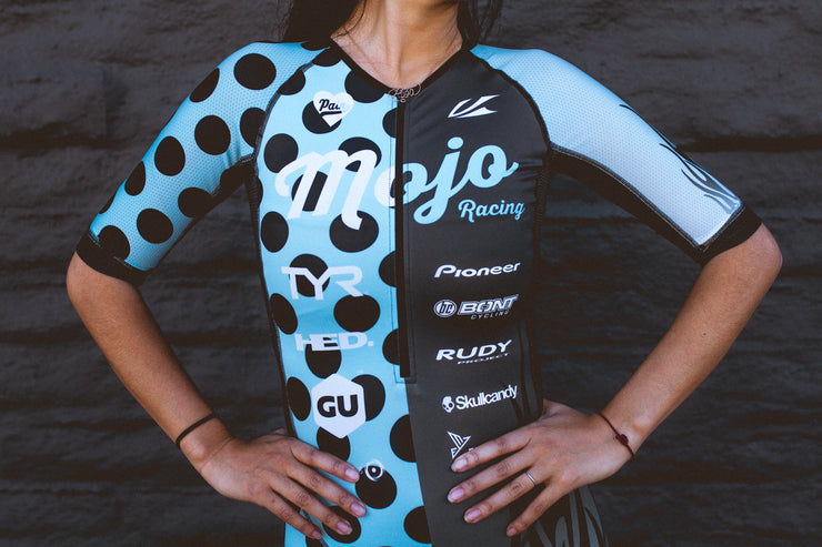 """Dots to Black"" Mojo Speedstream Suit - Women"