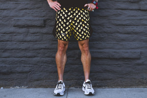 """Ducky"" Distance5 Men's Performance Run Shorts"