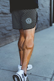 """Dots"" Distance5 Men's Performance Run Shorts"