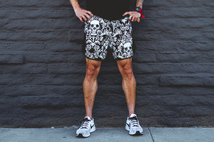 """Rampage"" Distance5 Men's Performance Run Shorts"