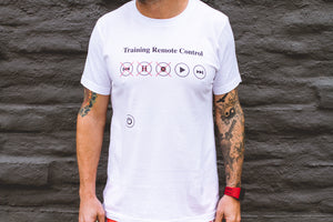 """Training Remote Control"" Tee"