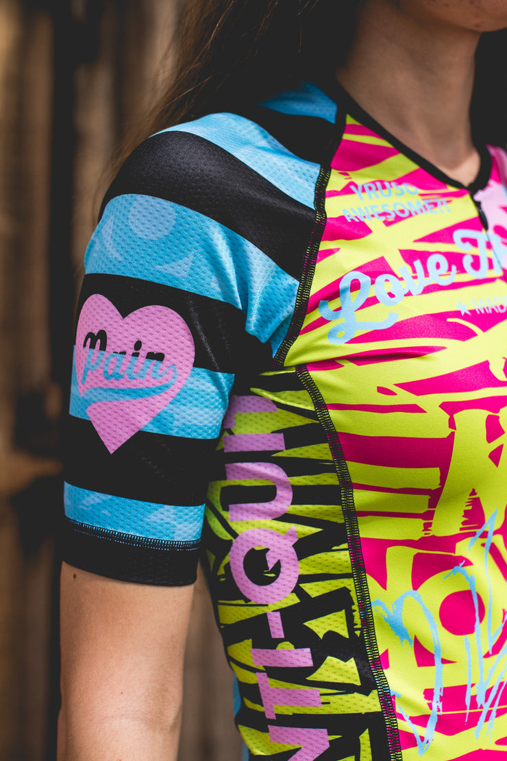 """RAD"" Aero Race Suit (Womens)"