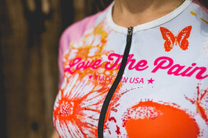 """Butterfly"" Aero Tri Top (Women)"