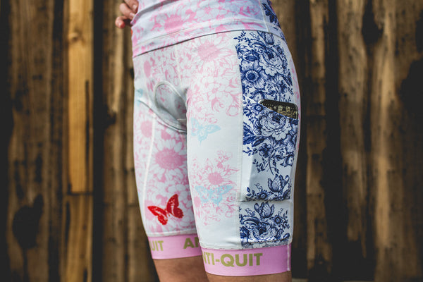 """Butterfly"" Tri Shorts (Women)"