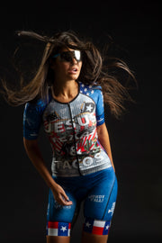 """Texas"" Freemotion 3.0  Race Suit (Womens) PREORDER"
