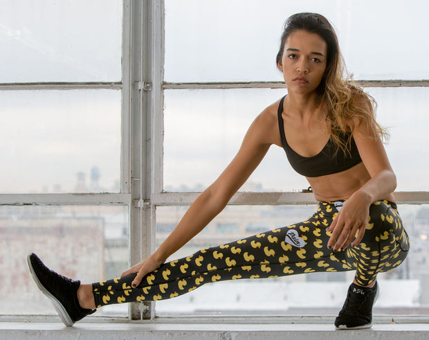 Ducky Run Tights