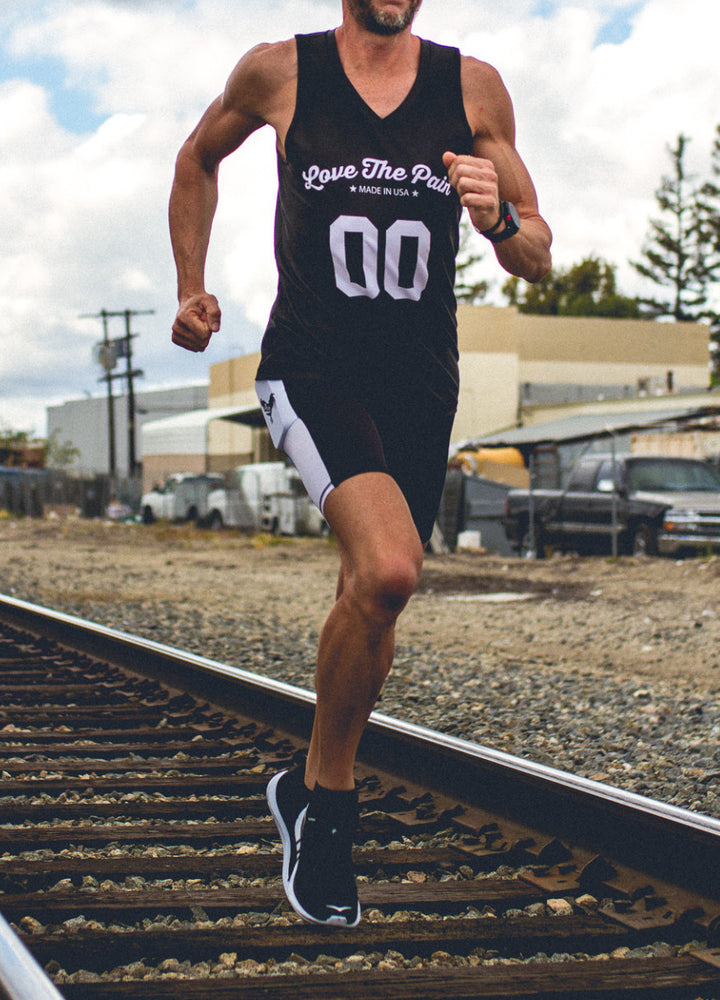 """Rooster"" Men's Performance Run Shorts"
