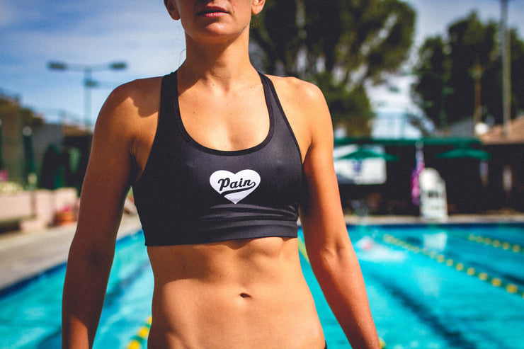 """Black"" Swim Top"